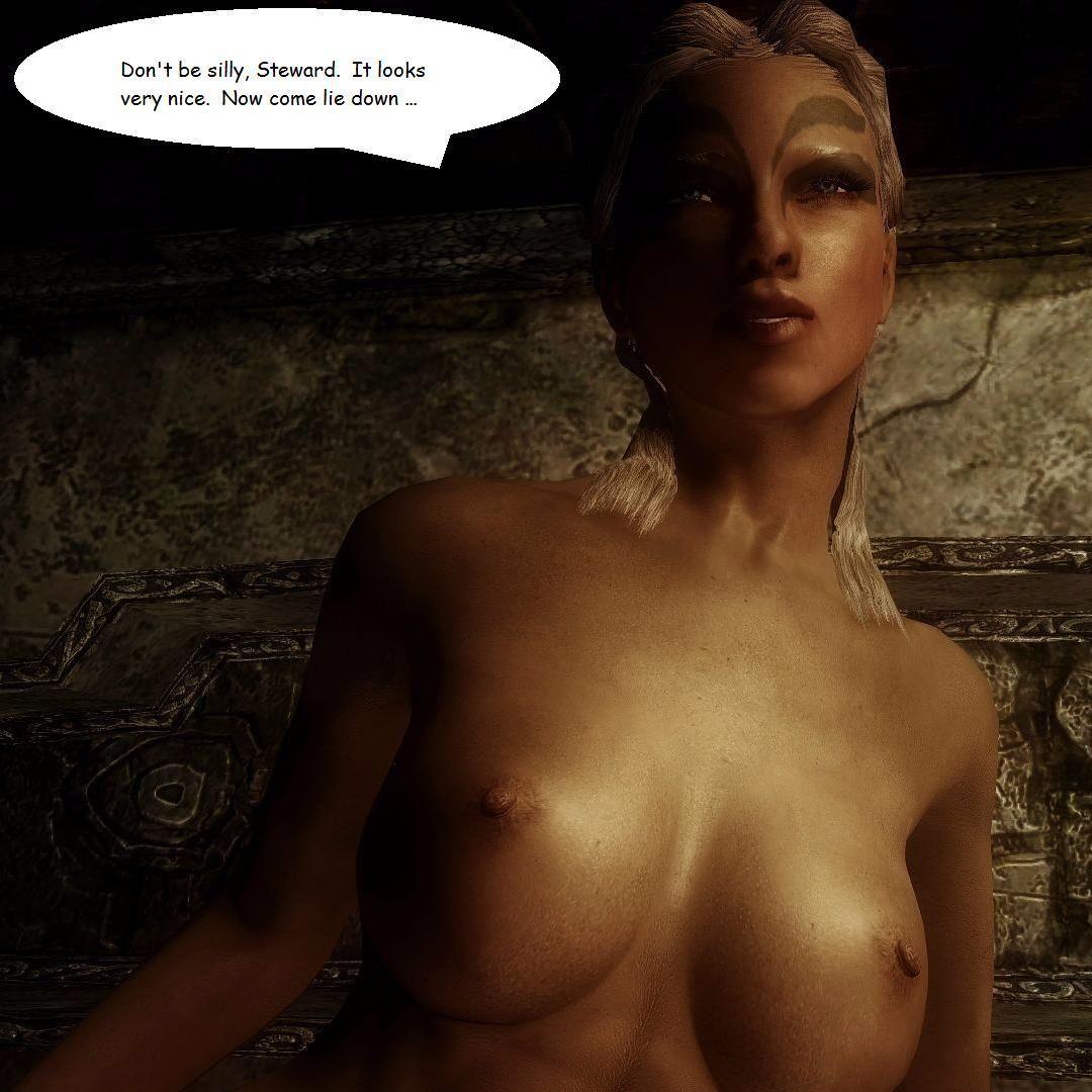 [Skyrim] Blessings of Dibella