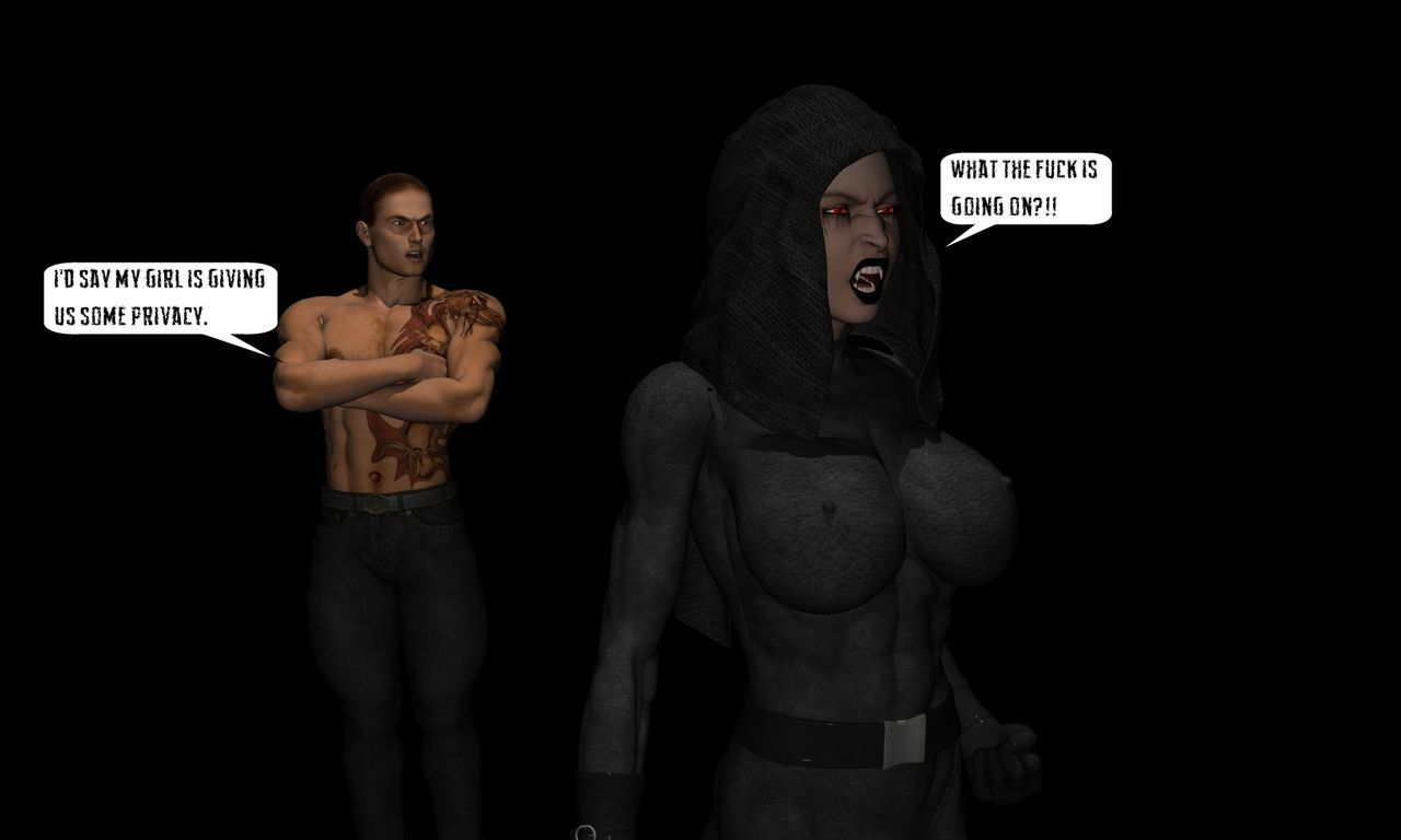 Mina Chronicles Reaper Issue 7 - The Ties That Bind Us Part 2 - part 3