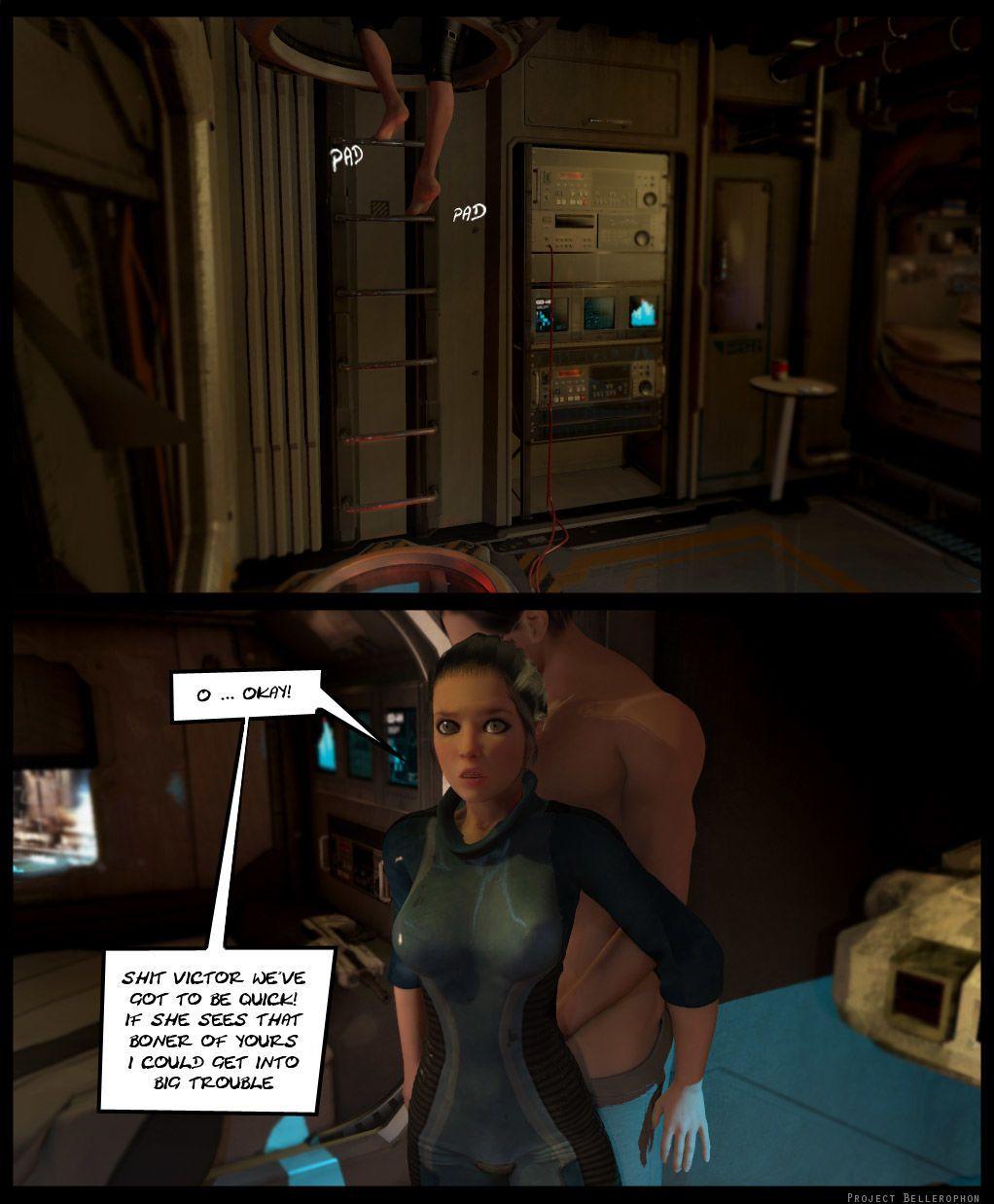 Project Bellerophon Comic 14: Firmware