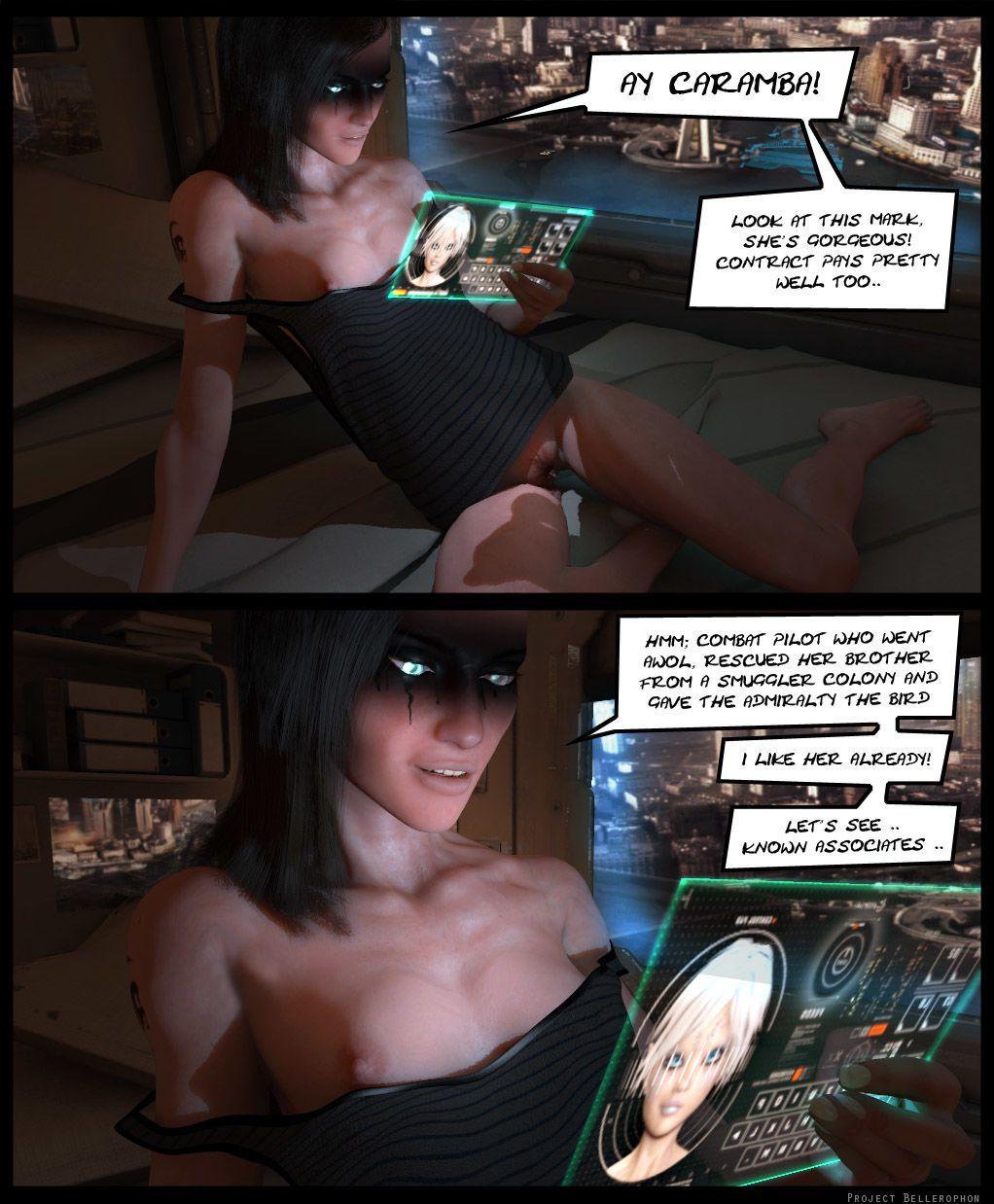 Project Bellerophon Comic 14: Firmware - part 2