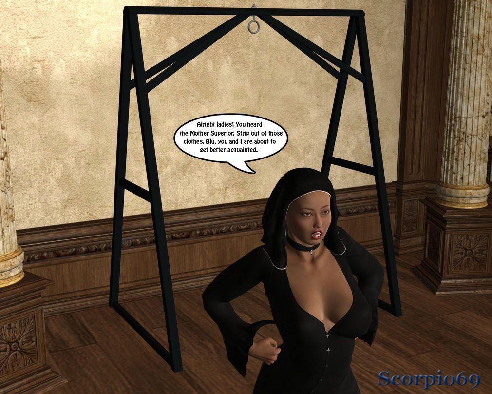 St Anastasia Finishing School- Chap 1: Blu In Peril - part 3