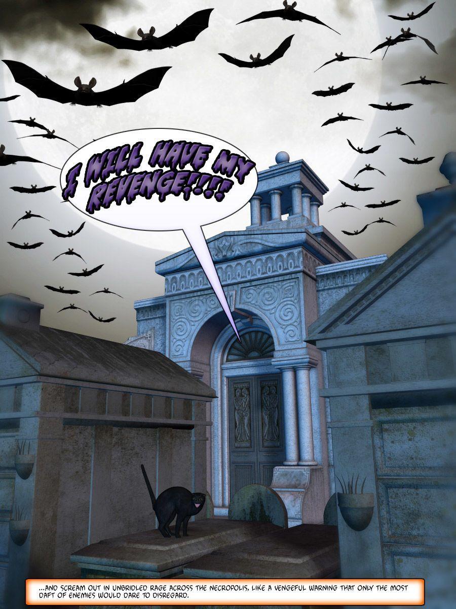 [Metrobay] Halloween Havoc: Hell Hath No Fury 1-5