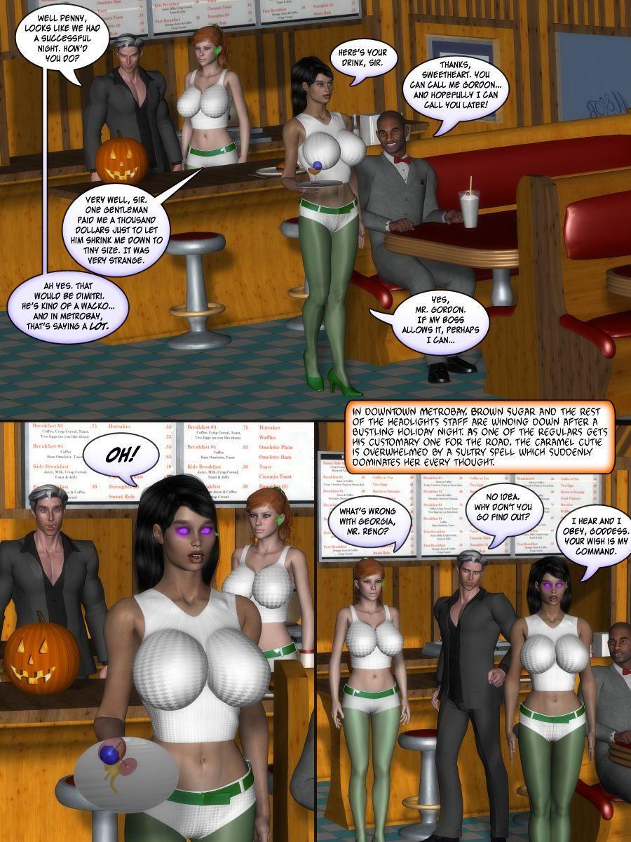 [Metrobay] Halloween Havoc: Hell Hath No Fury 1-5 - part 2