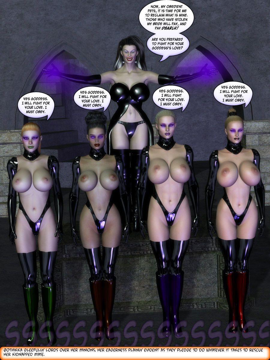 [Metrobay] Halloween Havoc: Hell Hath No Fury 1-5 - part 3