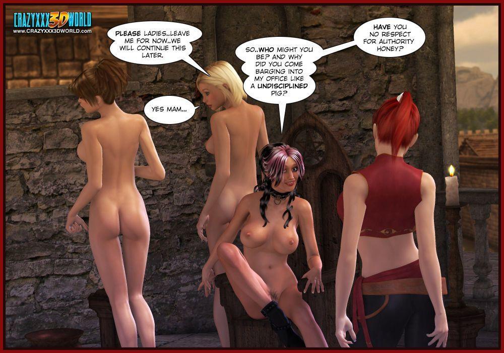 Red Hand Jill #3
