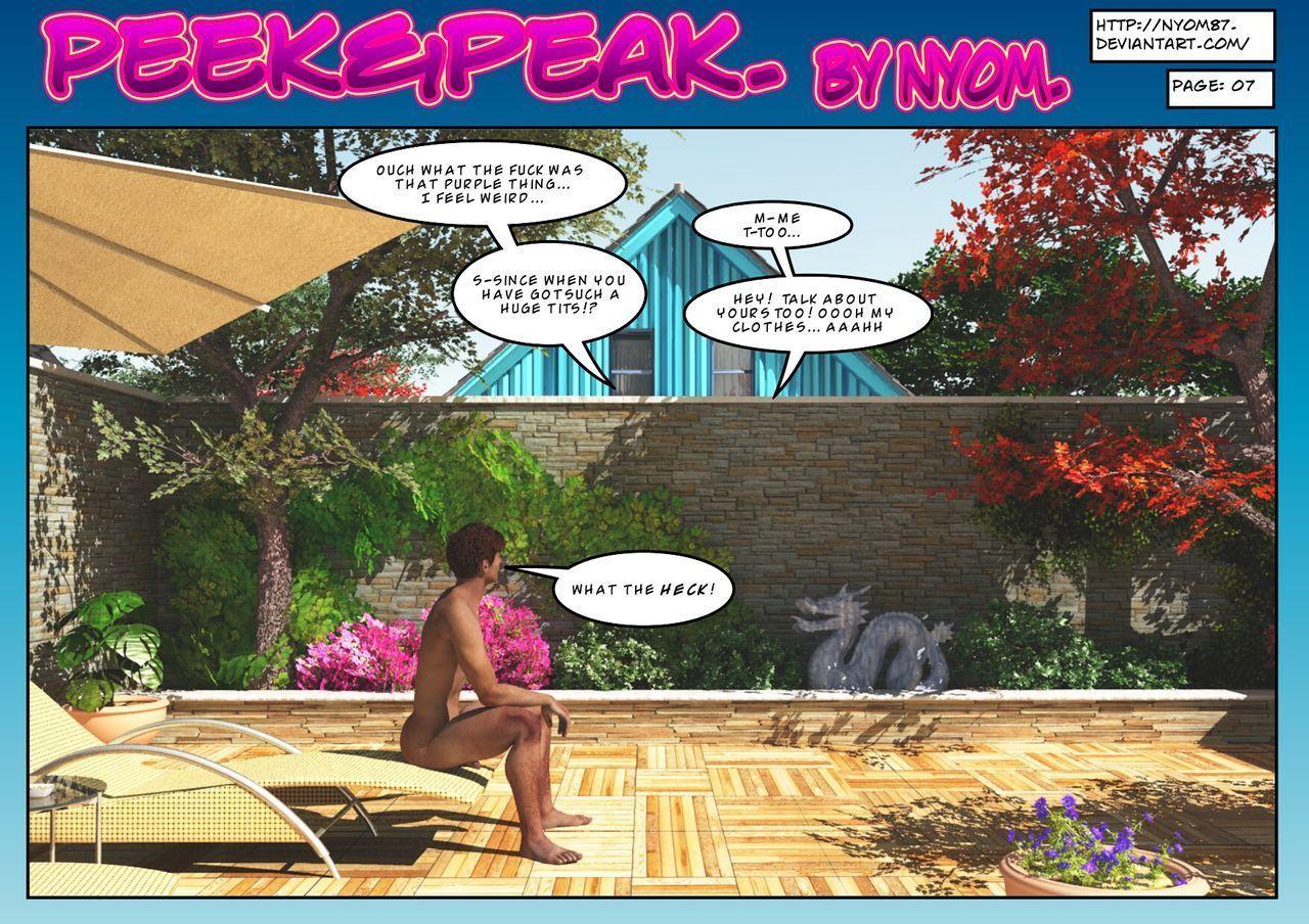 [Nyom] Peek and Peak