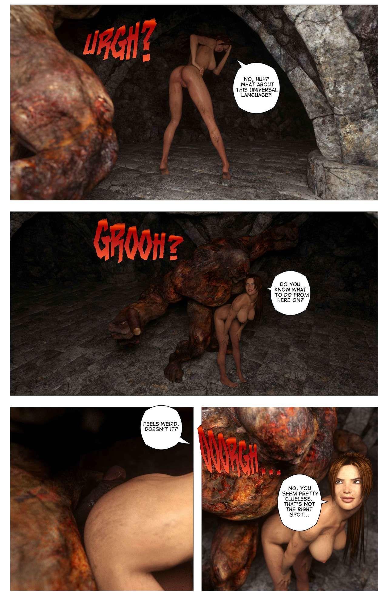 Crypt Raider - part 2