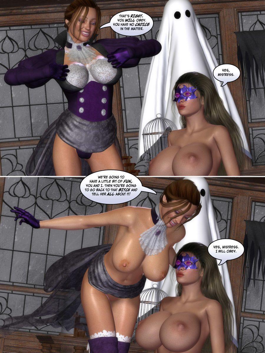 Mesmerella\'s Masquerade - part 4