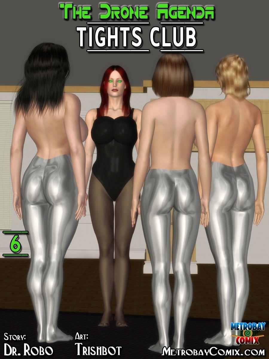 Tights Club 1 - 9 - part 4
