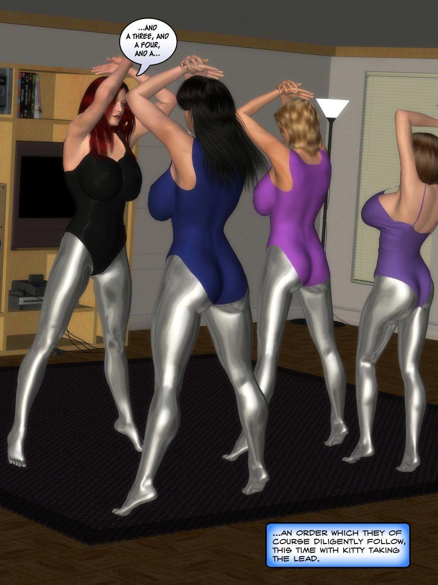 Tights Club 1 - 9 - part 8