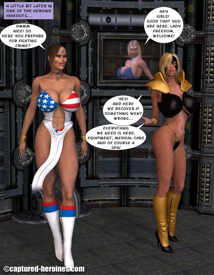 Lady Freedom - part 4