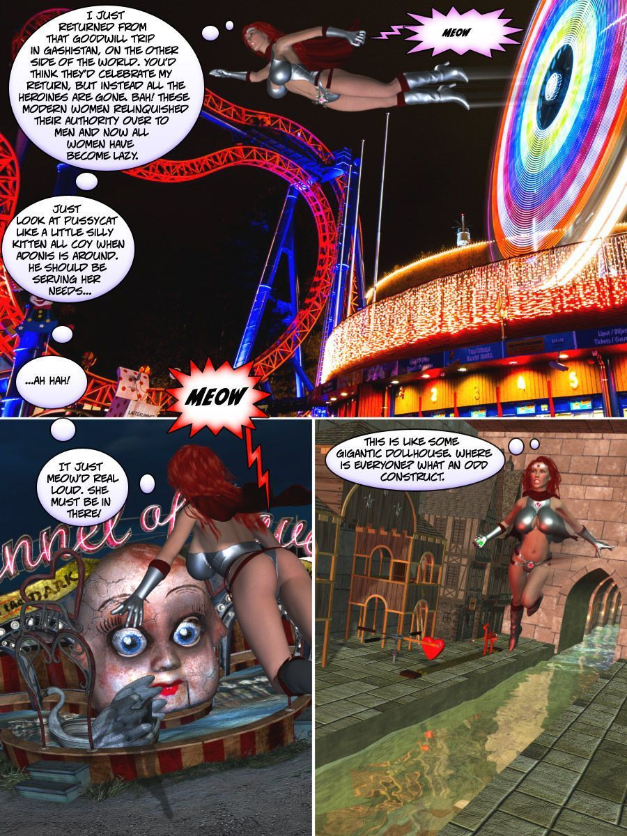 [Finister Foul] Wicked Fun Park 1-23 - part 19