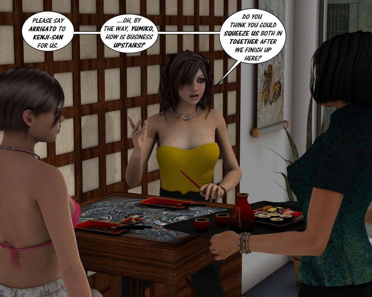 [Incipient] Zasie Internet Girl Ch. 4: Dressed To Win - part 3
