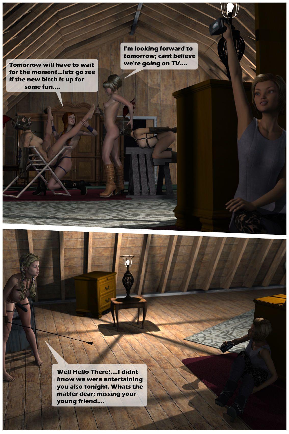 [Stuart John Ellis] Domination House 4: The Hunt