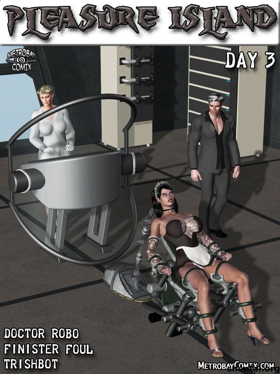 [Finister Foul] Pleasure Island Day 1-12 - part 2
