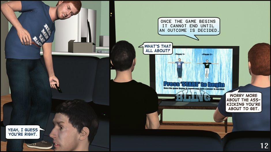 [Karacomet] The Video Game