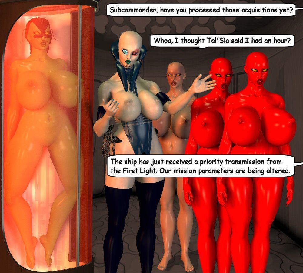 Dollmistress- A Phantom\'s Tale - part 3