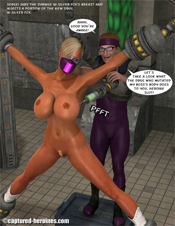 Object 31 - Revenge - part 3