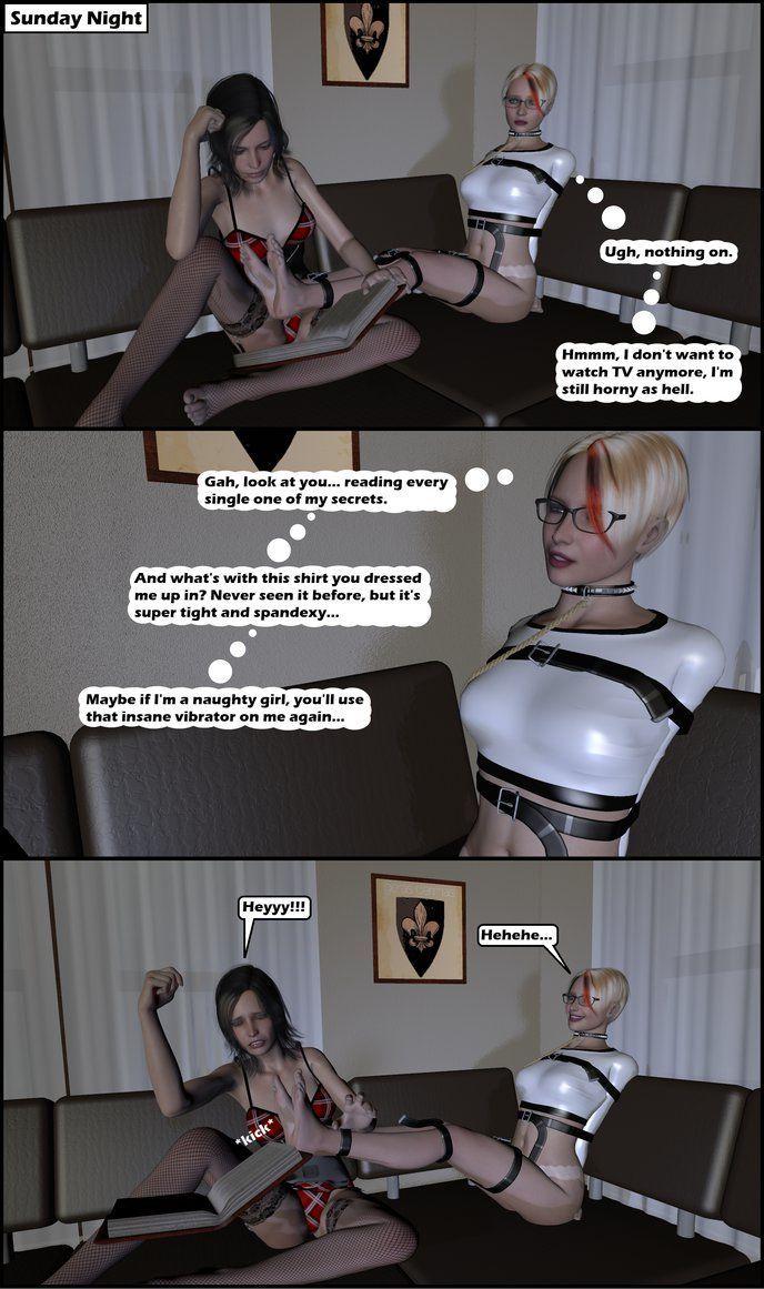 Artist3d karabound Chapter 4 - part 3