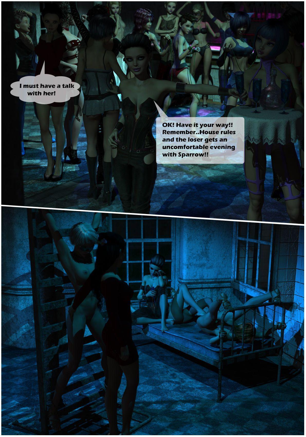 [Stuart John Ellis] Domination House 3: Party Crash