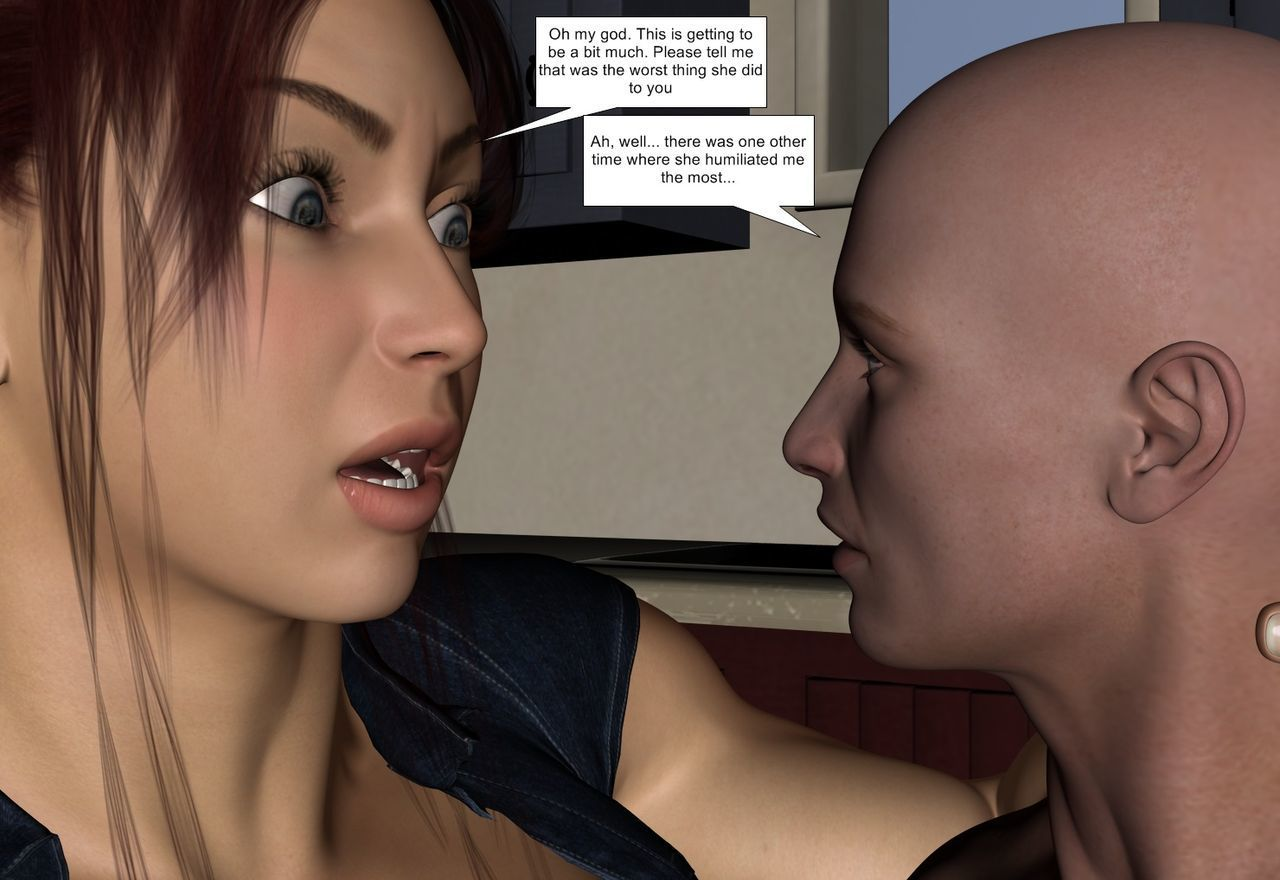 Amber & Julian (Marjory The Horny bitch ) by TST - part 5