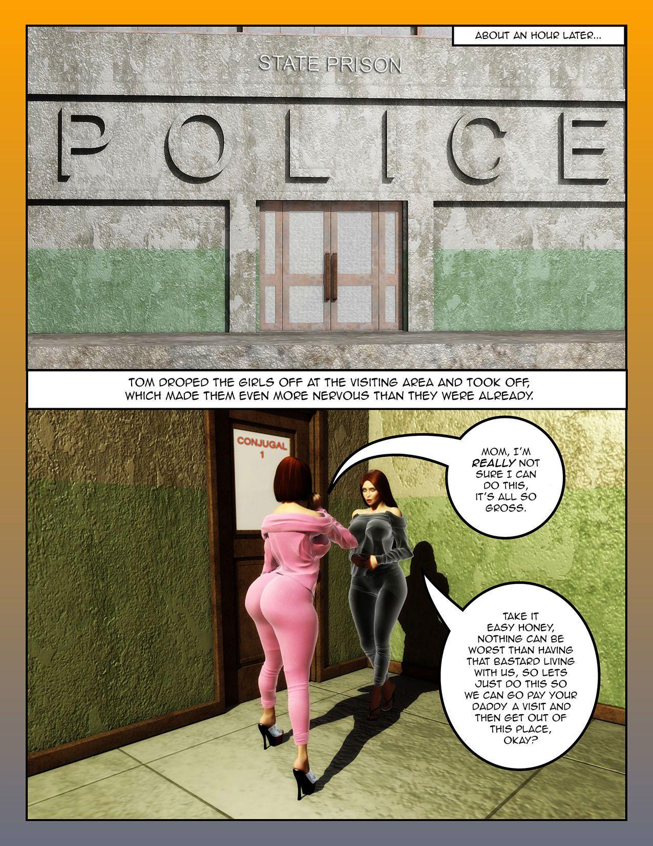 (moiarte) Prison Ladies [English] - part 2