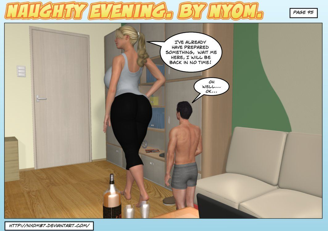 Nyom-Naughty Evening - part 5