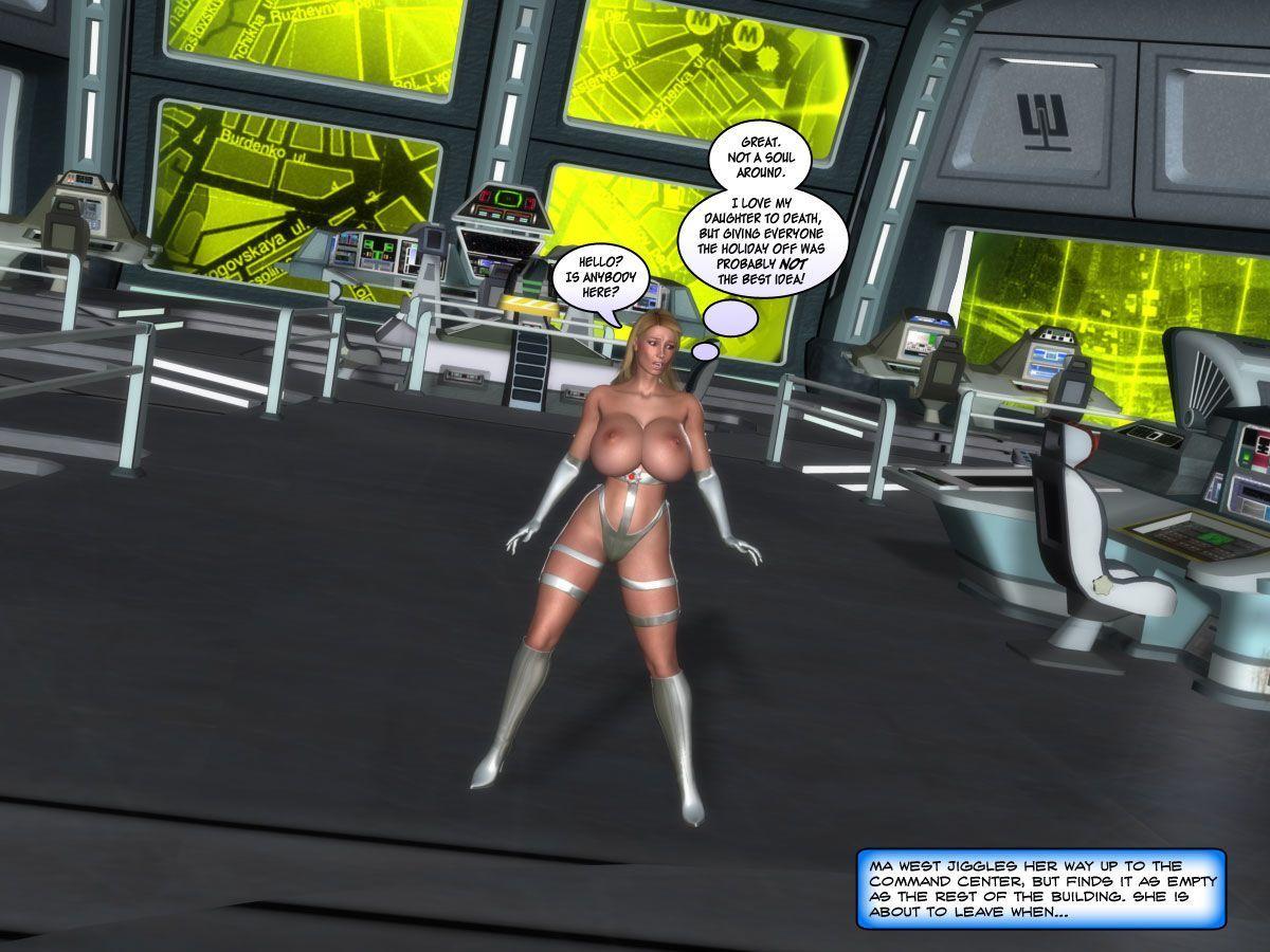 Chrome Virus 28 - 38 - part 4
