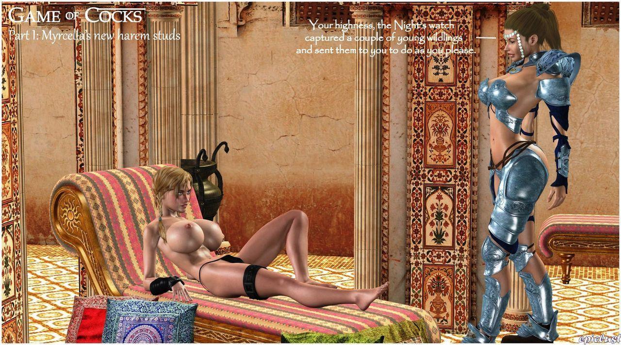 Epic Lust - Various