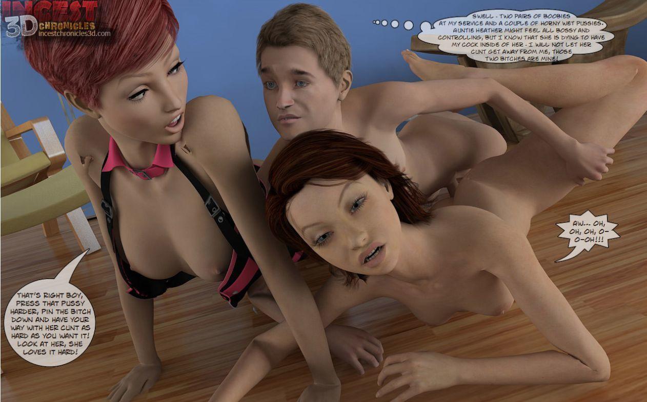 Incest Party - part 3