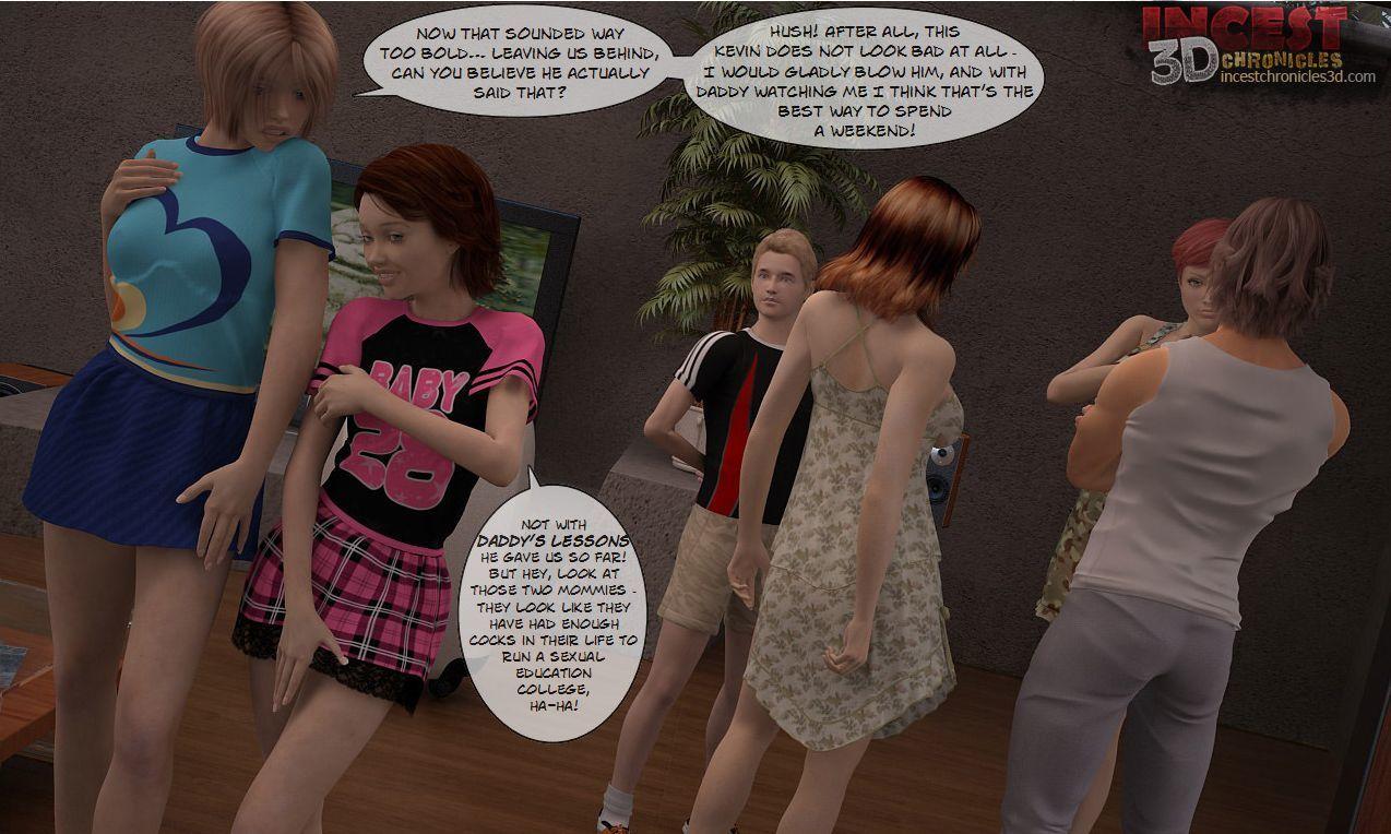 Incest Party - part 4