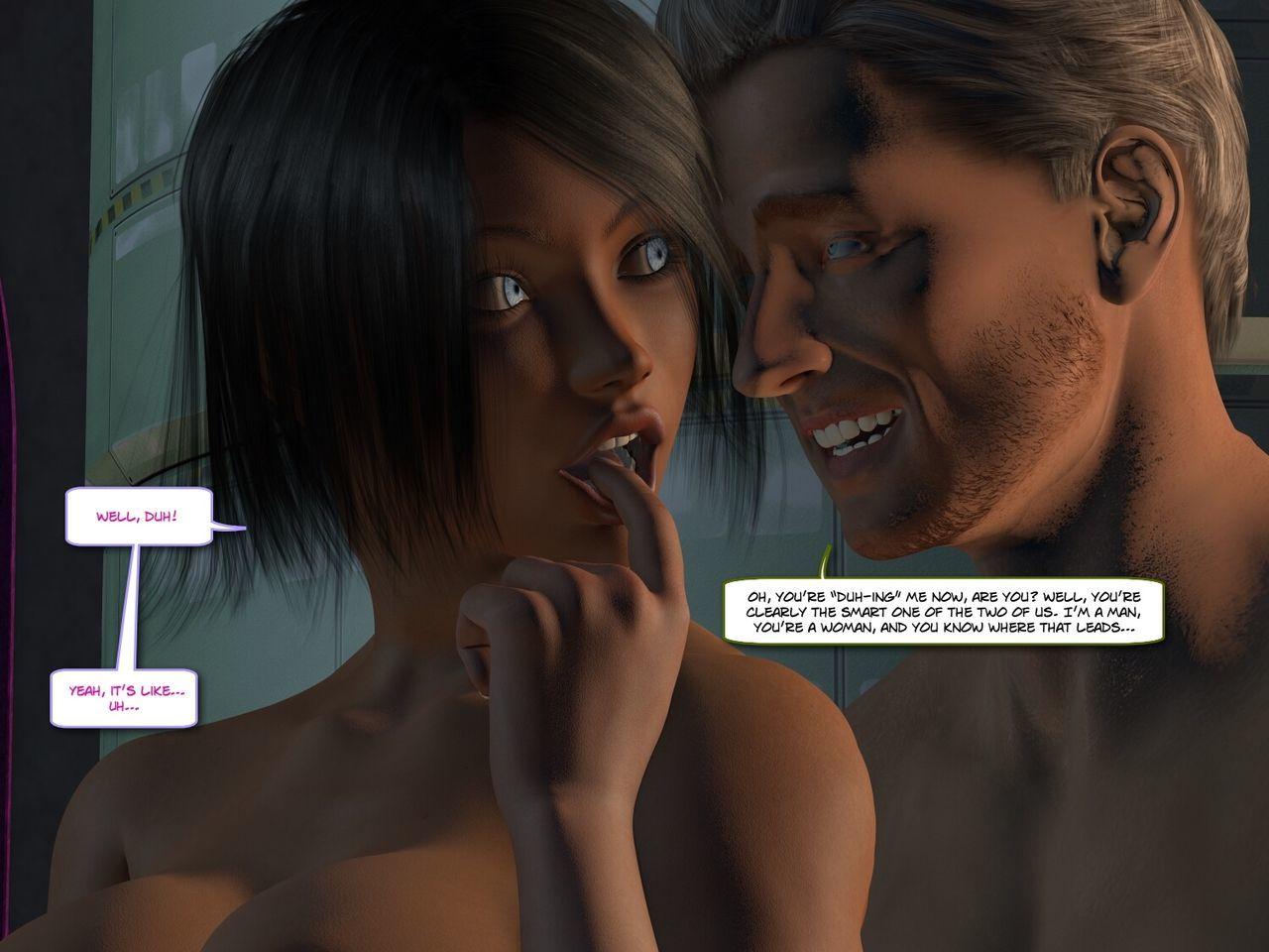 [babblingfaces] The Slavers Trail - part 5