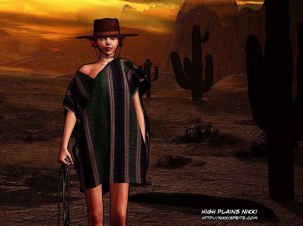 Nikki Sprite Gallery - part 2
