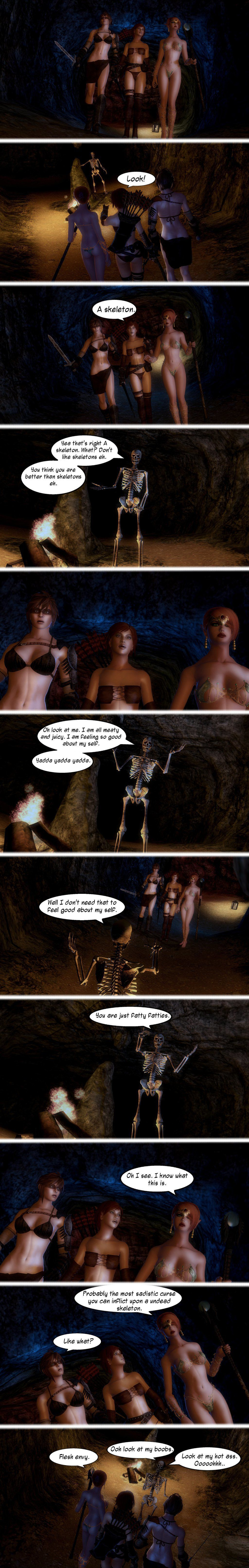 Updated gallery of the works of Rastifan Pt 2 (Comic Shorts) - part 9