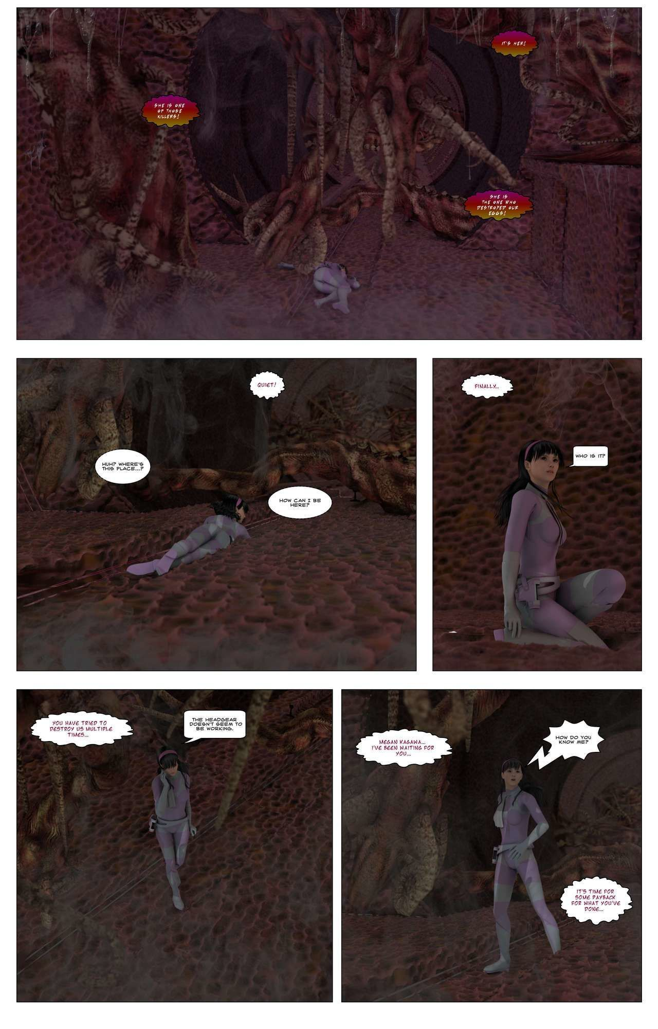 Shadow Ranger Zero Part 1: The Beginning of The End - part 3