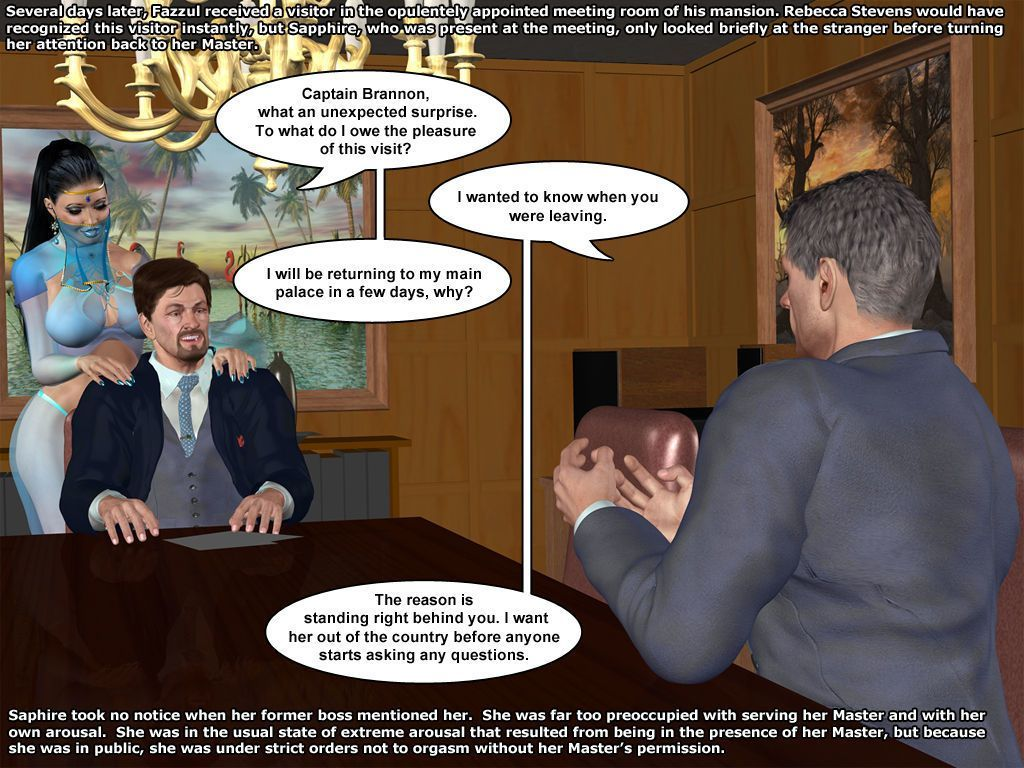 A Routine Investigation - part 5