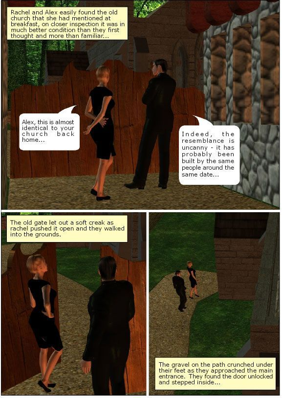 The Legend Of Hobbs Hall 01-24 - part 6