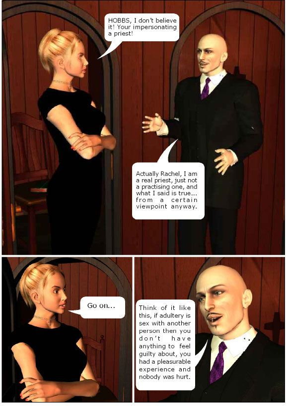 The Legend Of Hobbs Hall 01-24 - part 7