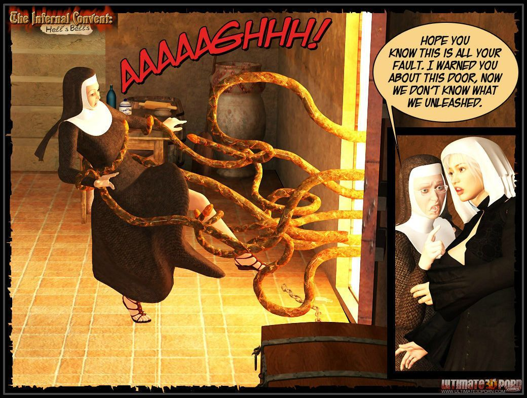 The Infernal Convent 2 - Hell\'s Bells - part 3