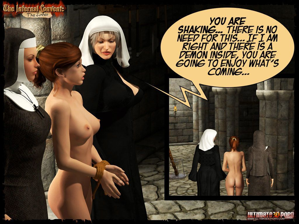 The Infernal Convent 1 - The Sinner