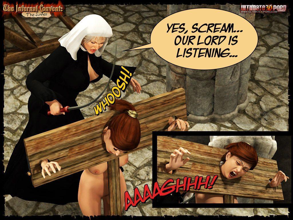 The Infernal Convent 1 - The Sinner - part 2