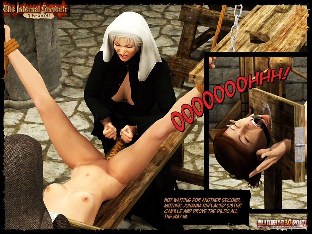 The Infernal Convent 1 - The Sinner - part 3