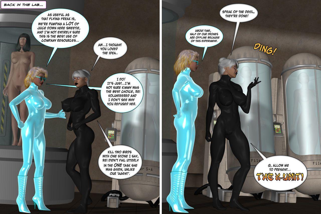 The Division - A Seductive Path 1-7 - part 11