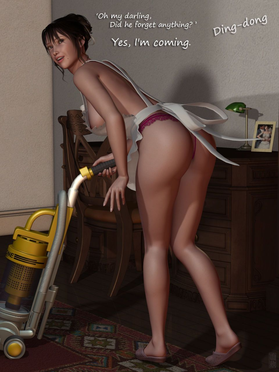 Innocent Housemaid - part 2