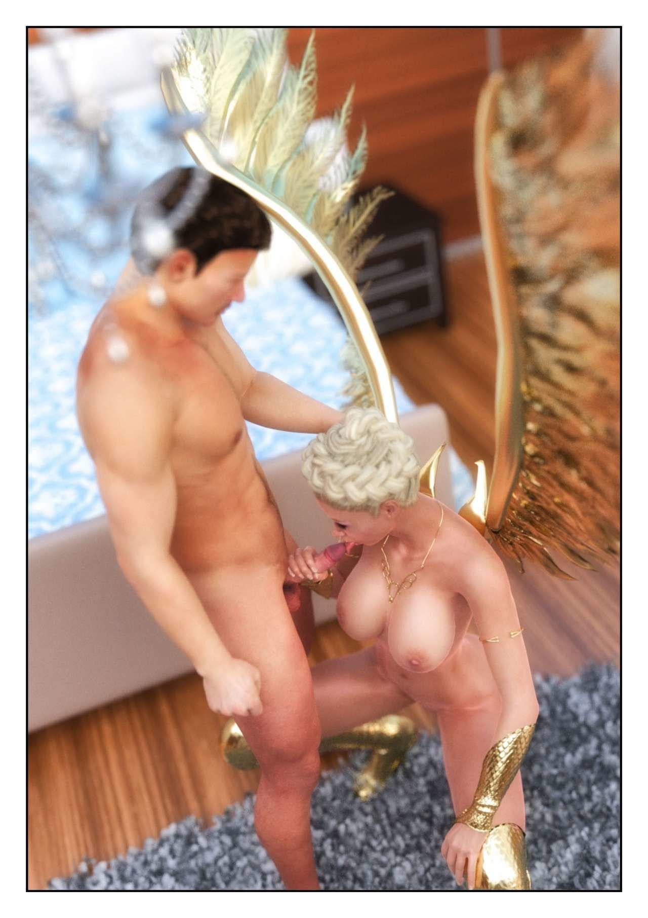 seduced by an angel