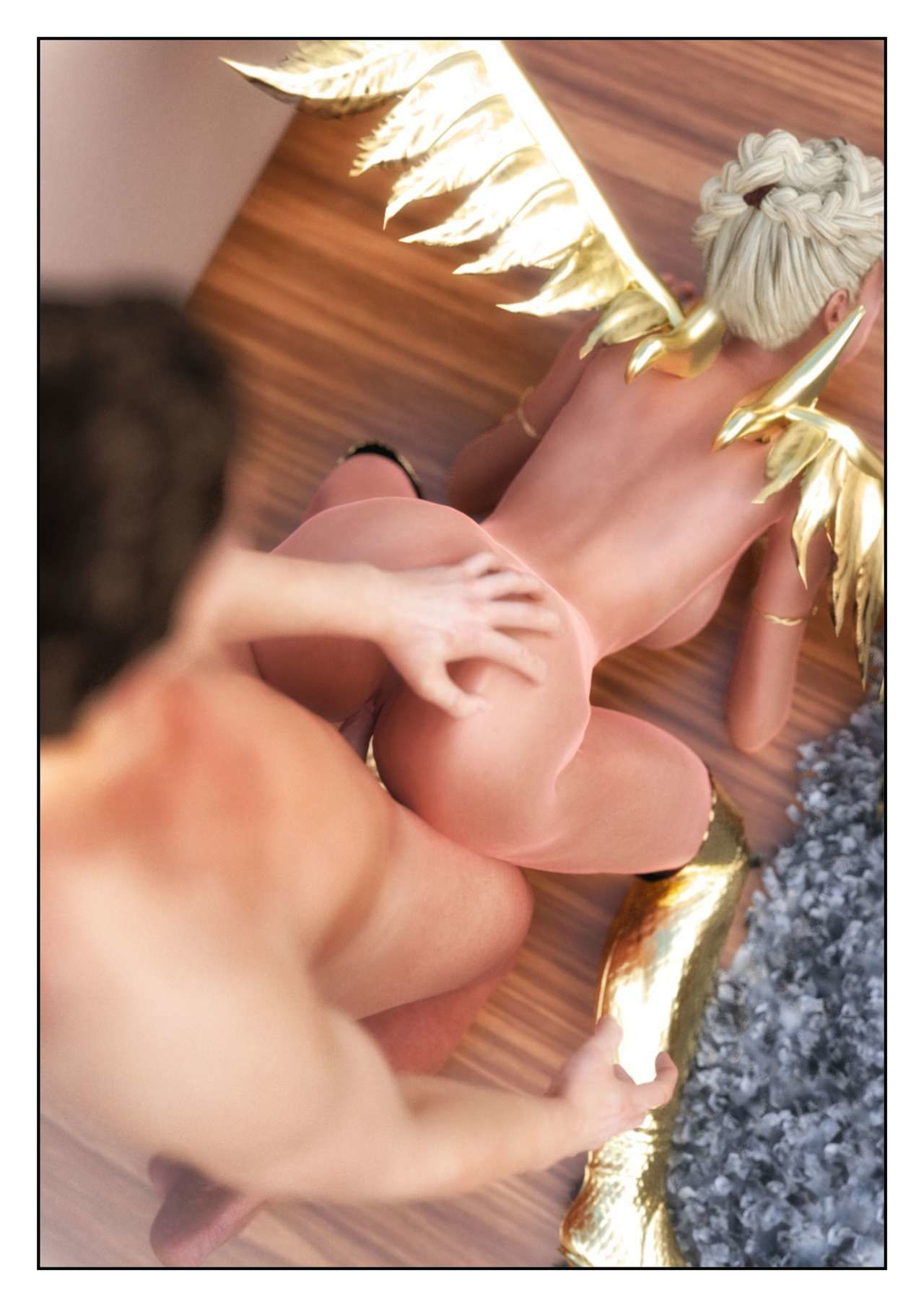 seduced by an angel - part 2