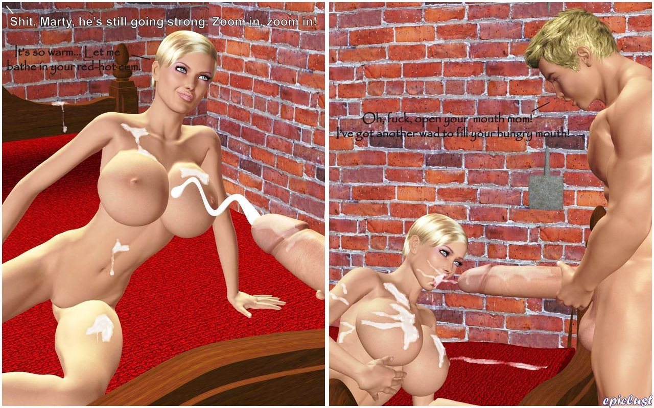 Epic Lust - Incest-o-Rama+Game of Cocks