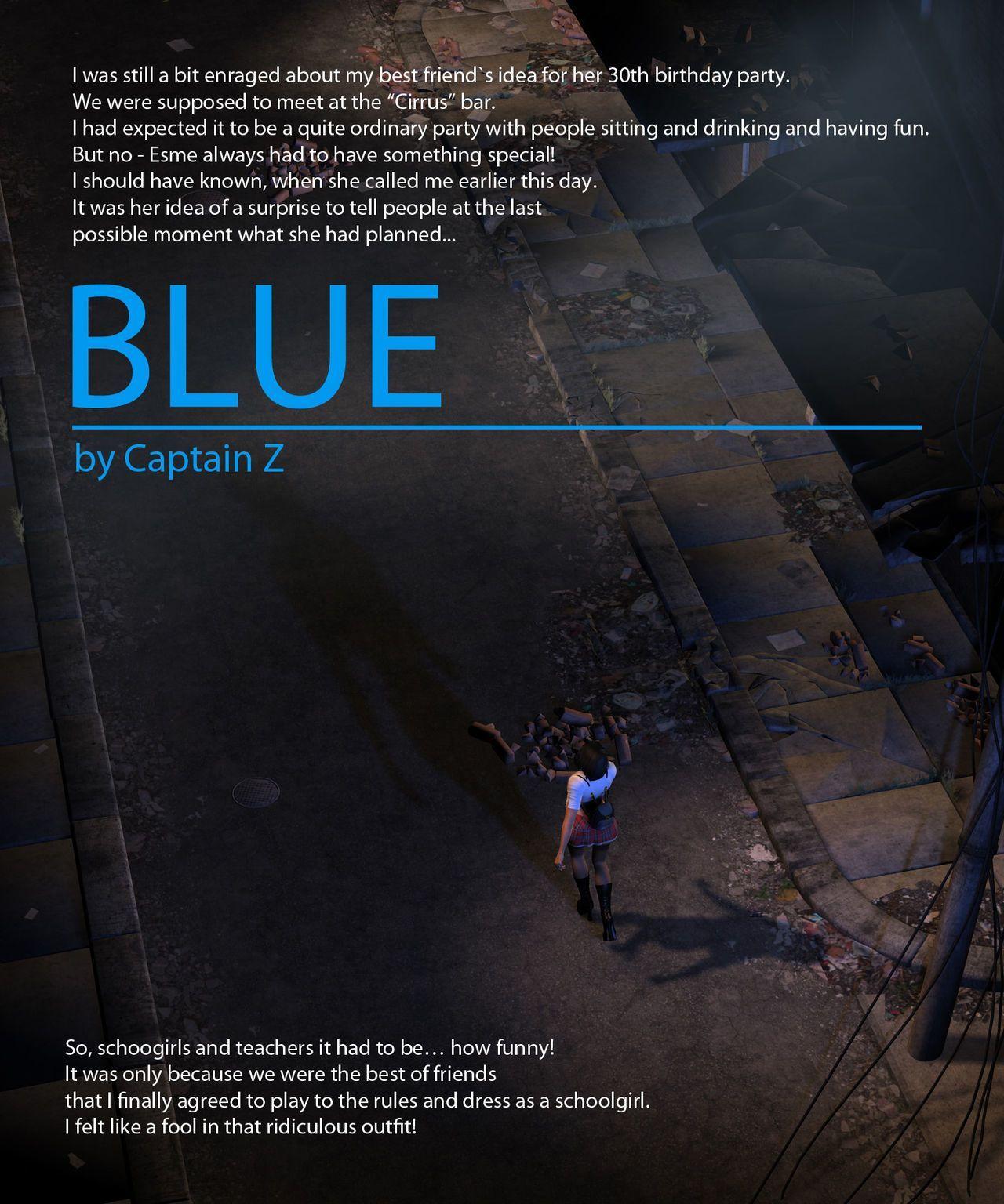 [CaptainZ] Blue 1-3
