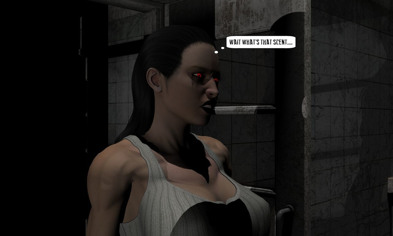 Mina Chronicles Issue 10 - The Vampire and The Bruja Part 1