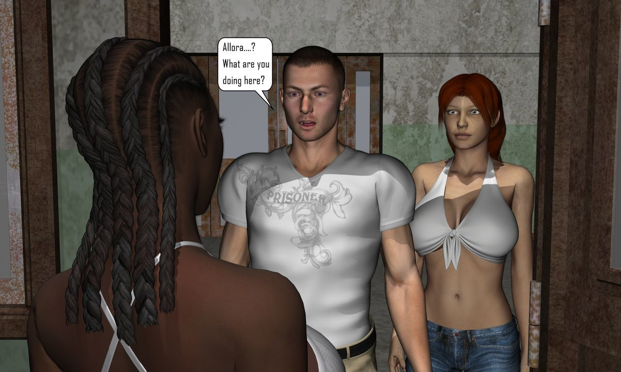 Mina Chronicles Issue 10 - The Vampire and The Bruja Part 1 - part 3